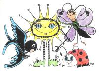 Logo školky – odkaz na domovskou stránku